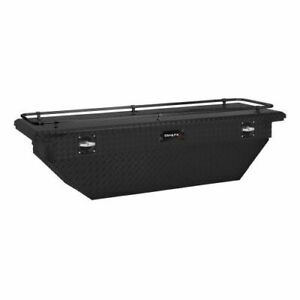Trailfx 121693cr Crossover Deep Angled Low Profile Single Lid Tool Box New