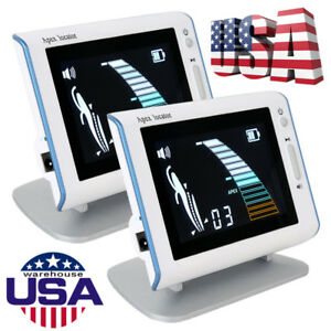 2 dental Apex Locator Root Canal Finder Endo Lcd Dte Dpex Style Fit Woodpecker