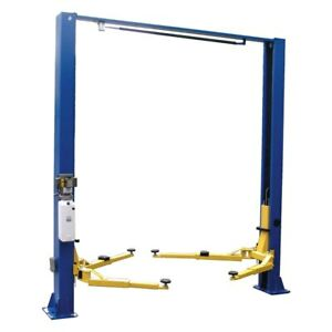 Atd 2p9apro 4 5 Ton Two post Clear Floor Lift