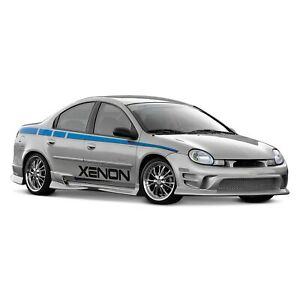 For Dodge Neon 2000 2002 Xenon 10590 Body Kit Unpainted
