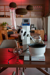 Rotary Evaporator Re 502 Hydrion Scientific Instrument Co