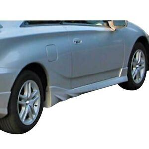 For Toyota Celica 00 05 Ait Racing Trd Style Fiberglass Side Skirts Unpainted