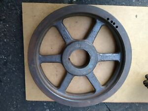Used Browning Pulley 5q3v140 Bushing Bore V belt Pulley 5 Groove 13 95 Pitch