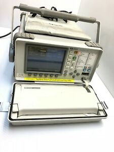 Hp Agilent 37719a Omniber 719 Communications Performance Analyzer W Power Cord