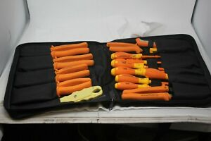 Ideal Industries Insulated Tool Set 1000v 17 Piece Electrician Kit