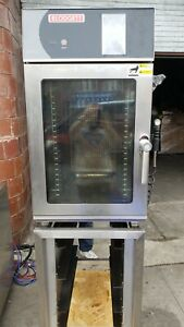 Blodgett Blct 10e 208 3 Mini Boilerless Electric Combi Oven Touchscreen 2043
