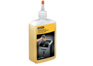Performance Oil Shredder Lubricant Powershred Extension Squeeze Nozzle Fellowes