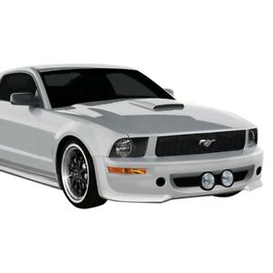 For Ford Mustang 2005 2009 Kbd 37 2246 Eleanor Style Front Bumper Unpainted