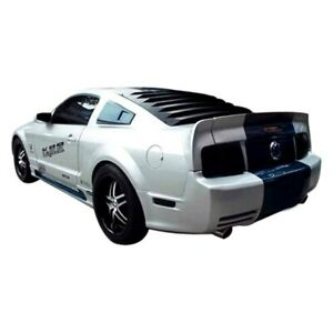 For Ford Mustang 2005 2009 Kbd 37 2125 Eleanor Style Body Kit Unpainted