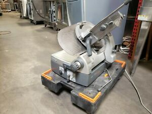 Hobart 2912 Cheese meat Slicer 6 Speed Automatic Or Manual