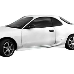 For Toyota Celica 90 93 Ait Racing Vs Style Fiberglass Side Skirts Unpainted