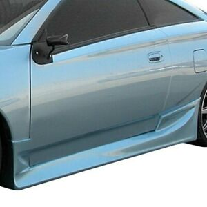 For Toyota Celica 00 05 Ait Racing Bmx Style Fiberglass Side Skirts Unpainted