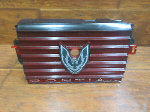Pontiac Firebird 1982 1983 1984 1985 Center Tail Light Reflector