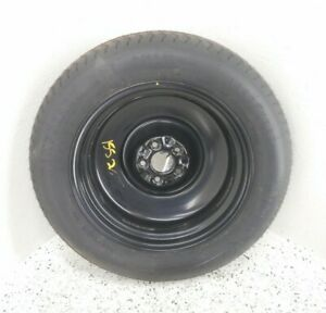 03 15 Nissan Murano Emergency Spare Tire Wheel Donut 165 90d18 Oem