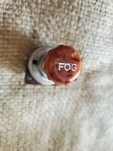 Vintage Fog Light Switch Marbled