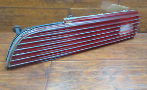 Pontiac Firebird 1979 1980 1981 Left Driver Tail Light