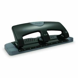 Swingline Low Force 3 Hole Punch Smarttouch 20 Sheet Capacity