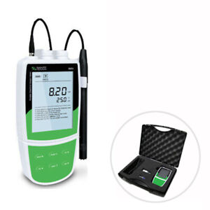 Portable Dissolved Oxygen Meter Do Meter Water Wastewater Quality Detector