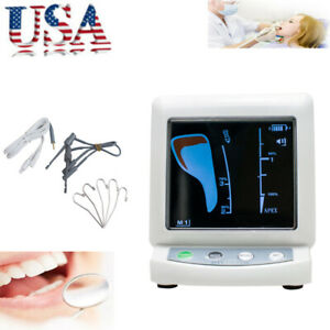 Dental Endodontic Screen Apex Locator Endodontic Root Canal Finder Meter Usa Fda