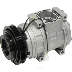 A C Compressor Le Eng Code 2tzfze Supercharged Uac Fits 1994 Toyota Previa