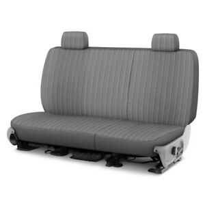 For Toyota Pickup 89 94 Plush Regal 1st Row Silver Custom Seat Cover