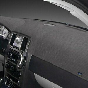 For Ford Galaxie 500 65 66 Dash Designs Sedona Suede Charcoal Dash Cover