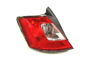 New Oem Ford Driver Side Tail Light Lamp Outer Bg1z 13405 a Taurus 2010 2012