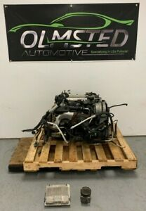Lt1 5 7l Engine Full Pullout 300hp Warranty Sbc Fuel Injection Swap