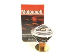 New Motorcraft Engine Coolant Thermostat Rt 1110 Continental 95 02 Mustang 96 04