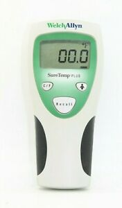 Welch Allyn Digital Thermometer Suretemp Plus 690 no Probe Free Shipping
