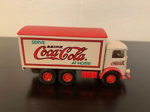 1991 Coca Cola Toy Truck Hartoy Serve At Home