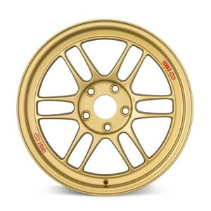 18x8 5 Enkei Rpf1 5x114 3 40 Gold Wheel 4