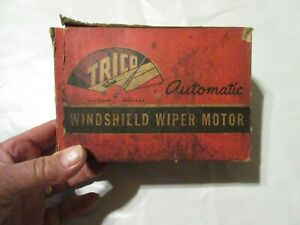 Nos Trico Automatic Windshield Wiper Motor Sk 11 1