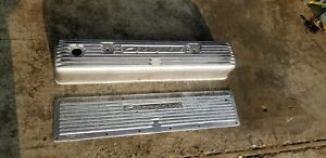 Chevy 235 261 Aluminum Valve Side Cover