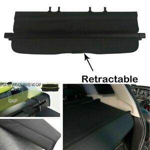 Rear Trunk Luggage Cargo Cover Shade For 2014 2018 Subaru Forester manual Door