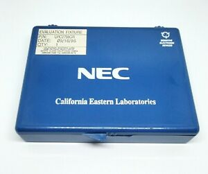Nec Upc2768gr Evaluation Fixture 3v 450 Mhz Silicon Mmic Frequency Converter