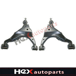 2pc Front Lower Control Arms ball Joints For Toyota Tacoma 2005 2006 2007 2015