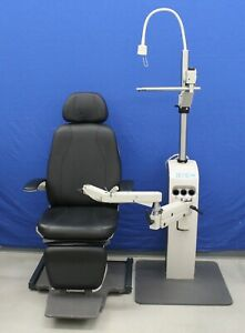 Topcon Oc2200 Chair And Is5500 Instrument Stand