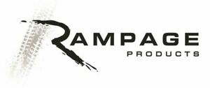 Rampage White Complete Replacement Top Frame Hardware For 66 77 Ford Bronco