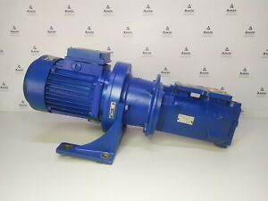 Imo Pump Ace 032 2 Nc 60 With 0 9 Kw Electric Motor Pressure Tested