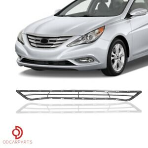 Fits Hyundai Sonata 2011 2013 Front Bumper Lower Grille Factory