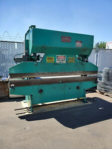 55 Ton X 10 6 Chicago 68 b Mechanical Press Brake