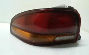 Passenger Tail Light Outer Amber Lower Lens Fits 95 00 Cirrus 102829