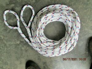 9 16 X 100 Kinetic Recovery Line Truck Tow Recovery Rope 6 Loop 10 600lb Usa