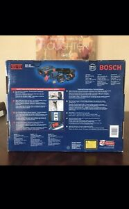 Genuine Bosch Gcl 25 Five point Self Leveling Alignment Laser With Cross line