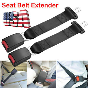 Universal Car Auto Safety Seat Belt Extender Seatbelt Extension Strap Buckle Hot