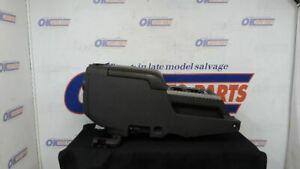 13 Ford F250 Super Duty Complete Front Floor Center Console Brown