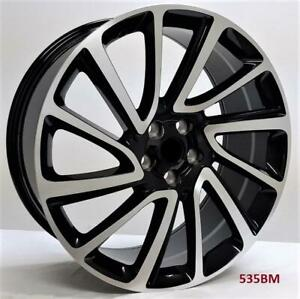 22 Wheels For Land Rover Discovery Full Size Hse 2017 Up 22x9 5