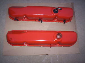 Mopar 440 383 Valve Covers 1968 69 B Body Charger Roadrunner Gtx
