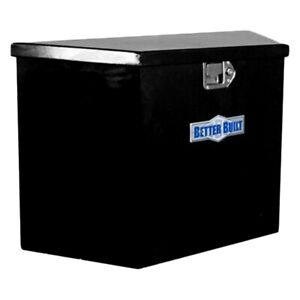 Better Built Steel Crown Series V shaped Utility Trailer Tongue Tool Box